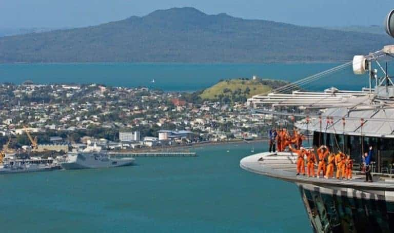 Auckland skytower - things to do in Auckland