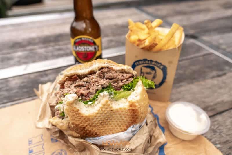 cheap eats queenstown fergburger