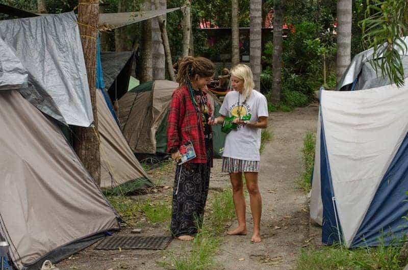 byron bay camping