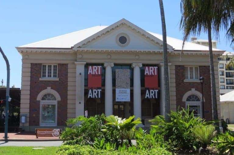 cairns art gallery - things to do in cairns
