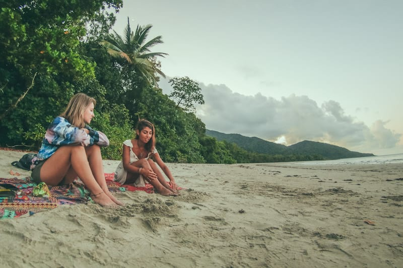 what to do in cairns - trip up to cape tribulation