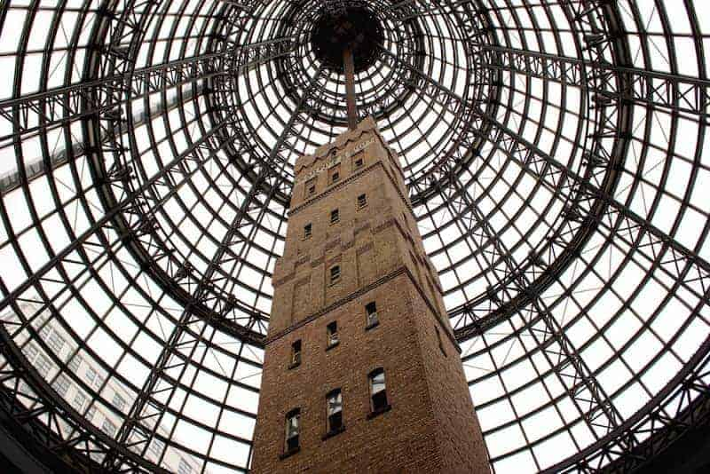 coops shot tower melbourne