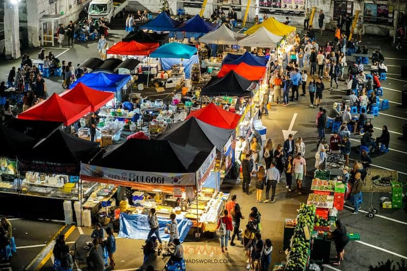 friday night markets in auckland