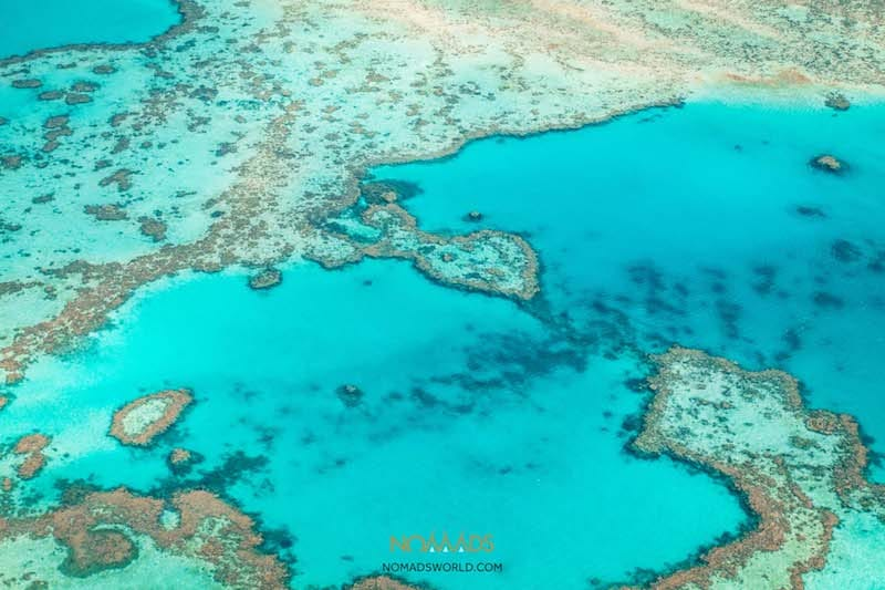 great barrier reef whitsundays