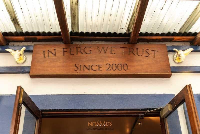 in ferg we trust