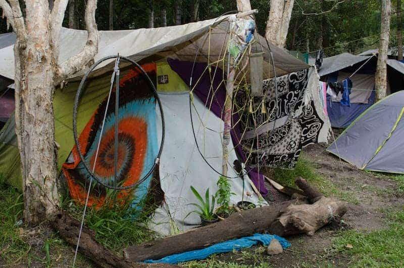 camping byron bay