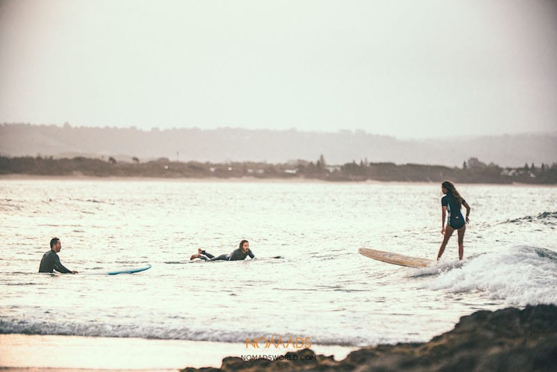 things to do in byron bay surfing
