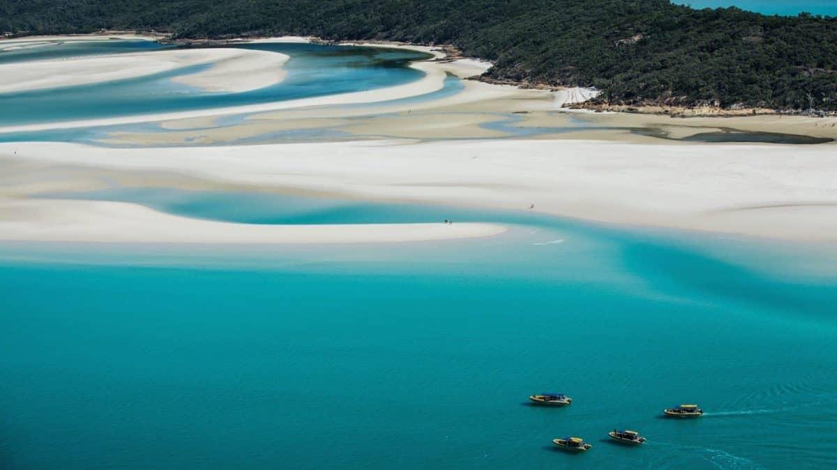 ocean rafting airlie beach