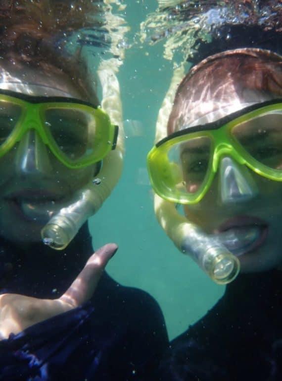 snorkelling whitsundays