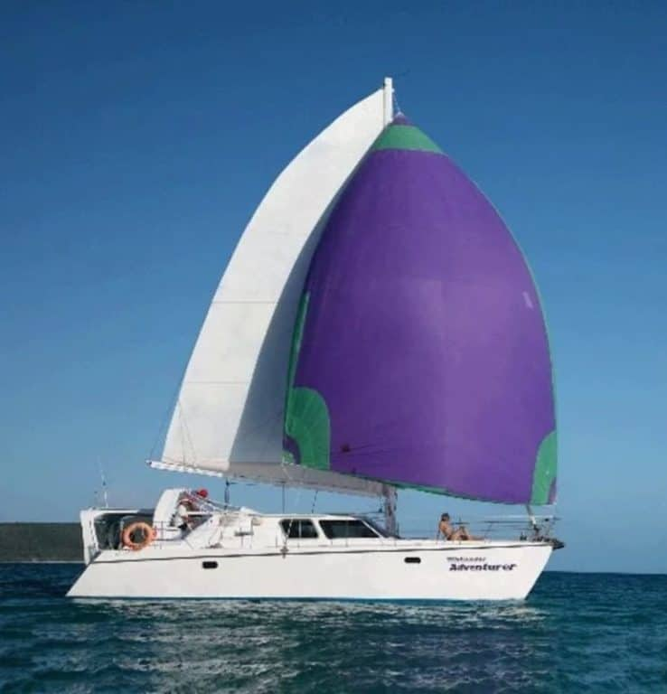 The Adventurer | Whitsundays Sailing Review