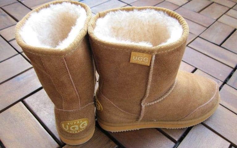ugg boots - australian exports