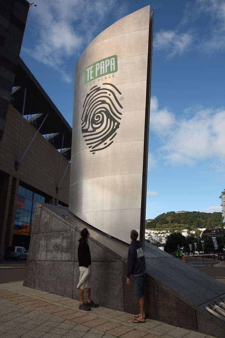 te papa national museum of new zealand