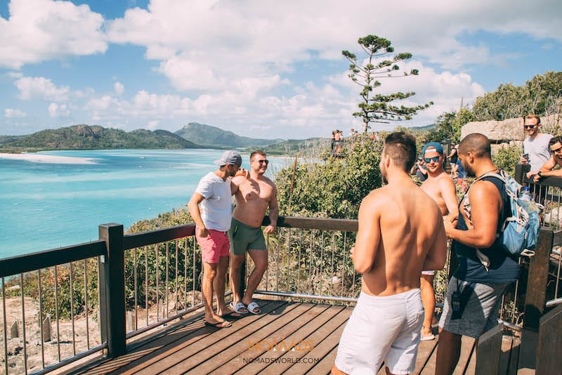 whitsunday lookout