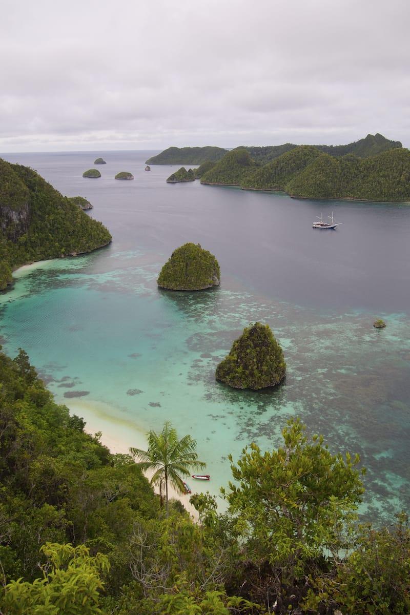 best beaches pacific