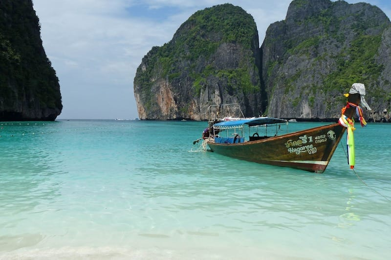 koh phi phi reasons to visit thailand