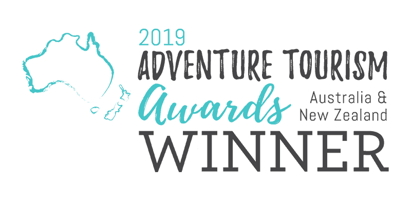 adventure tourism awards winner logo