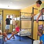 dorm accommodation at nomads cairns hostel