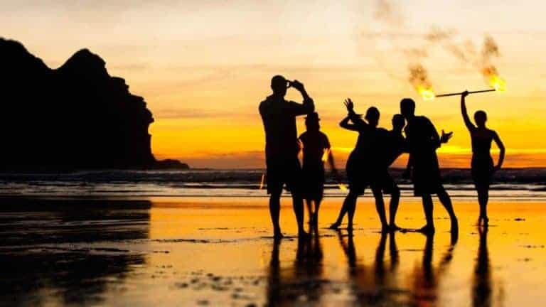 Piha Black Sand beach Auckland