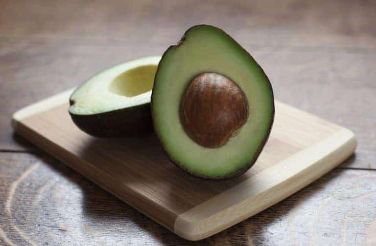 popular aussie food - avocado