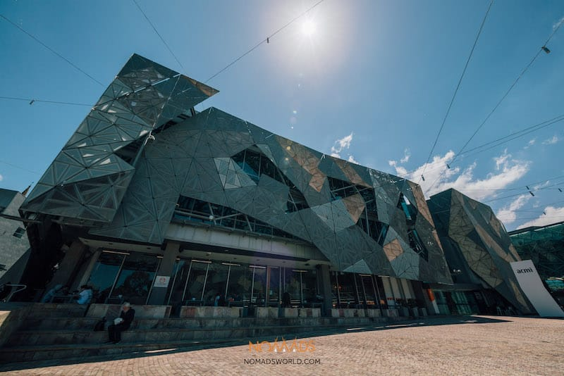 federation square reasons to visit melbourne