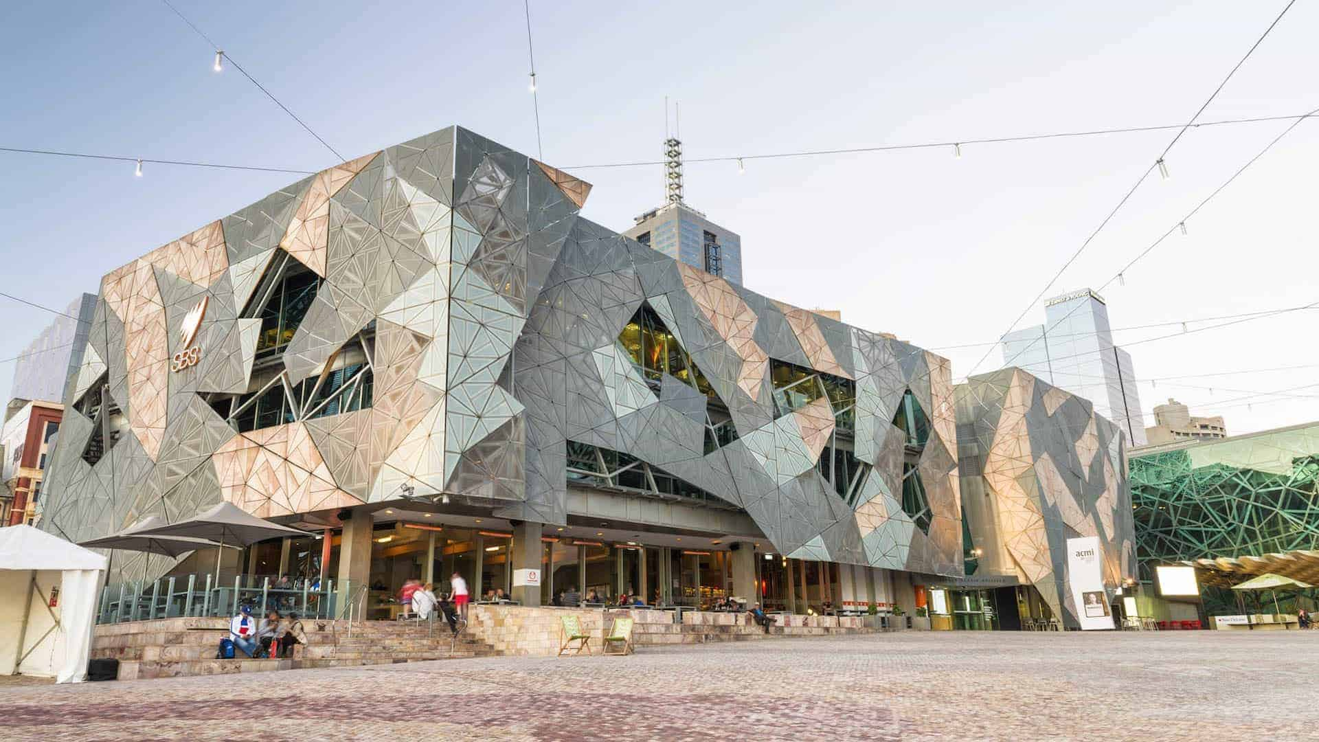 federation square - things to do in melbourne