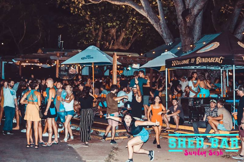 shed bar airlie beach