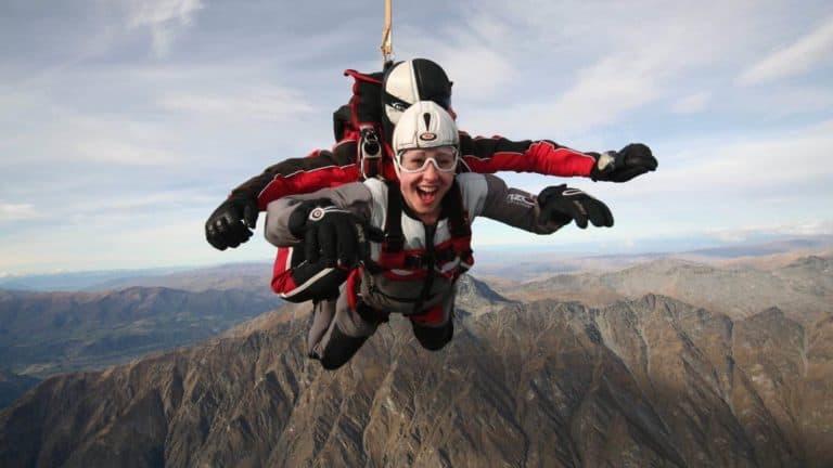 skydive queenstown activities
