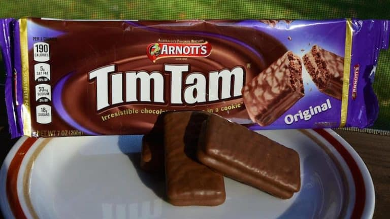 popular aussie food - tim tams