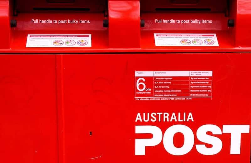 lost art of sending postcards