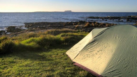 camping australia on a budget