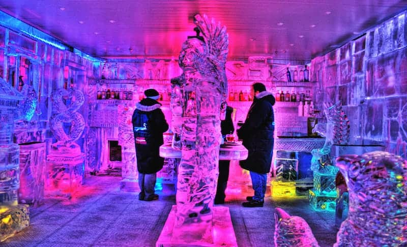 queenstown nightlife ice bars