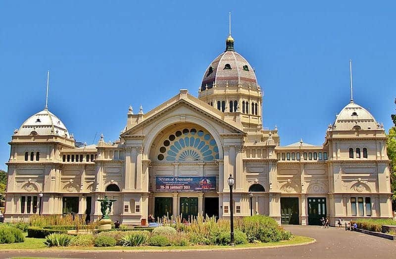 indoor activities melbourne royal exhibition building