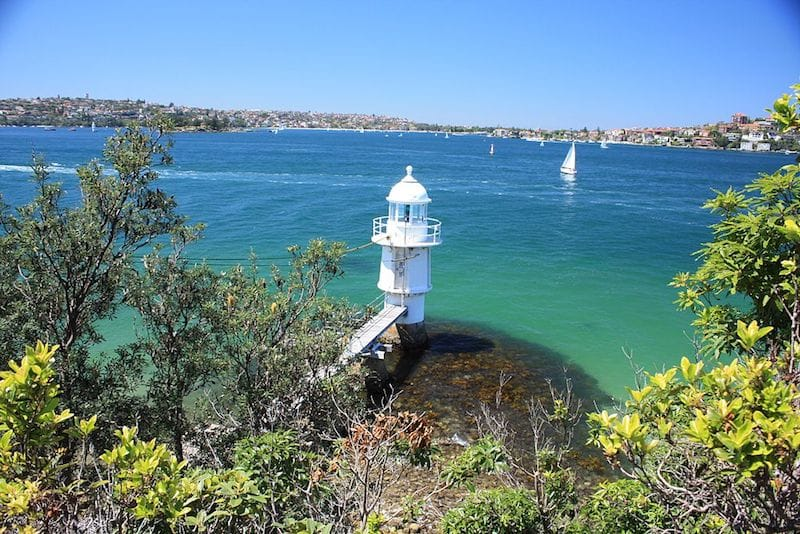 bradley's head to chowder bay walk