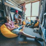 nomads st kilda hostel pod beds