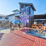 courtyard nomads byron bay backpackers
