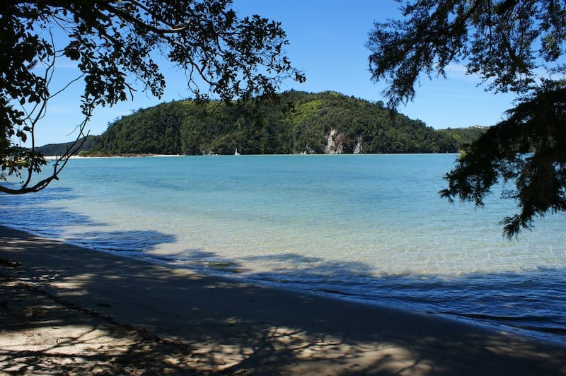 multi-day hikes in new zealand abel tasman