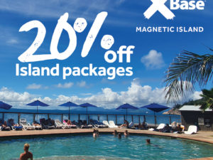 magnetic island packages