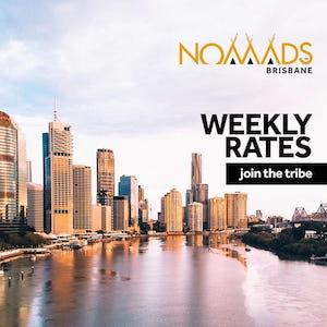 weekly rates brisbane hostel