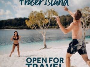 2 day fraser island open for travel